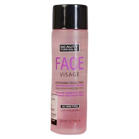 Beauty Formulas Face Visage (Refreshing Facial Tonic) (200 Ml)
