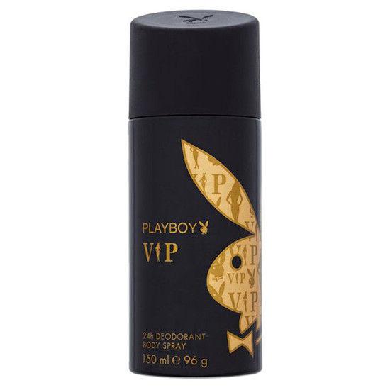 Playboy Vip Deodorant Body Spray For Men (150 Ml)