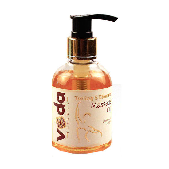 Veda Essence Toning 5 Element Massage  Oil (150 Ml)